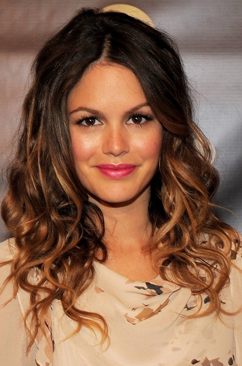 15 fashionable long hairstyles for oval faces