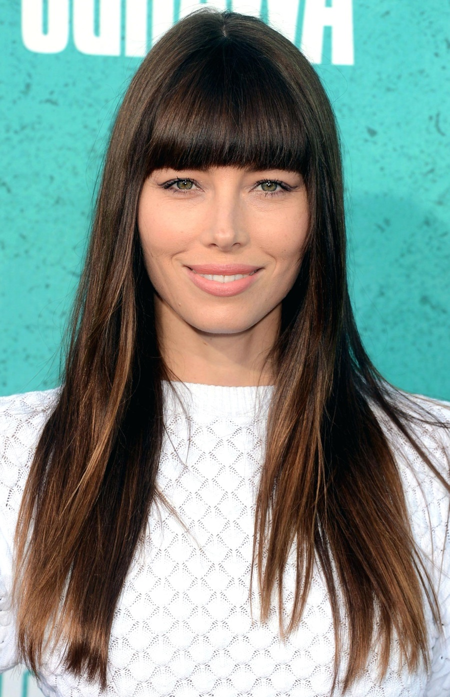 17 best long hairstyles with bangs