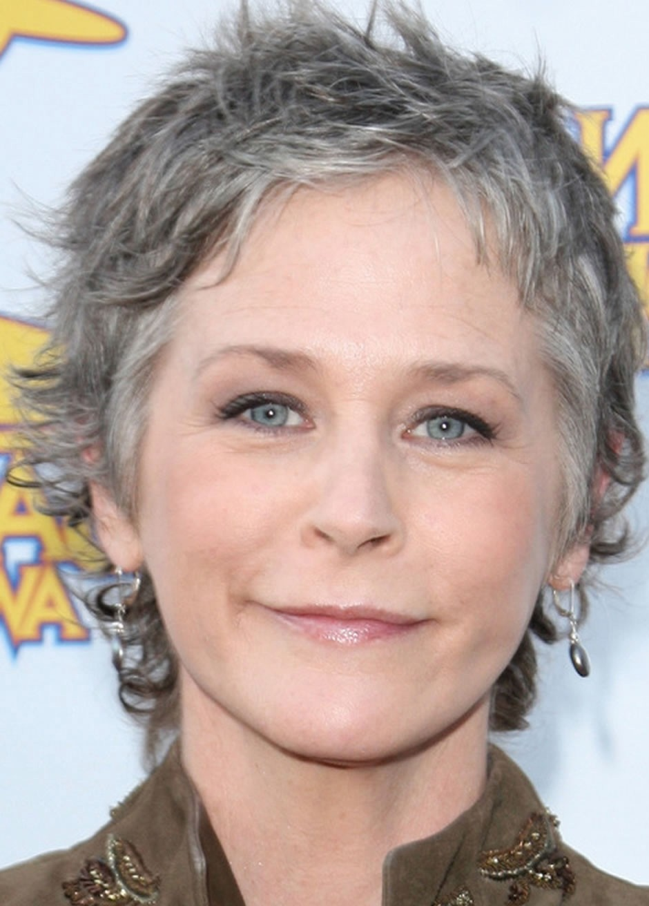 12 Short Pixie Haircuts for Older Women
